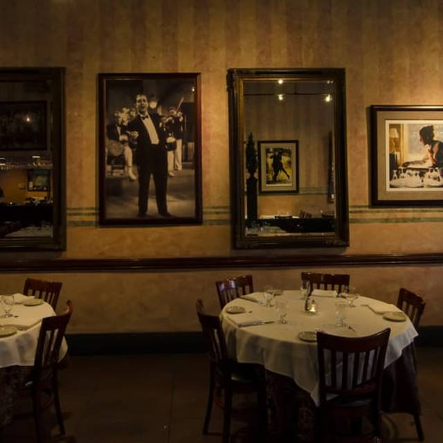 East Wall - Carlitos Gardel Argentine Steakhouse, Los Angeles, CA