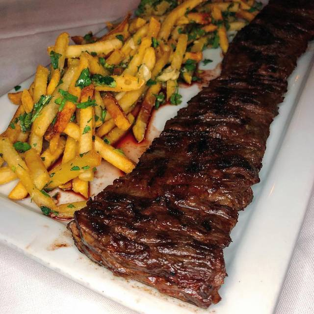 Guest Share - Carlitos Gardel Argentine Steakhouse, Los Angeles, CA