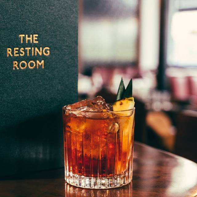 Resting Room at the Distillery, London