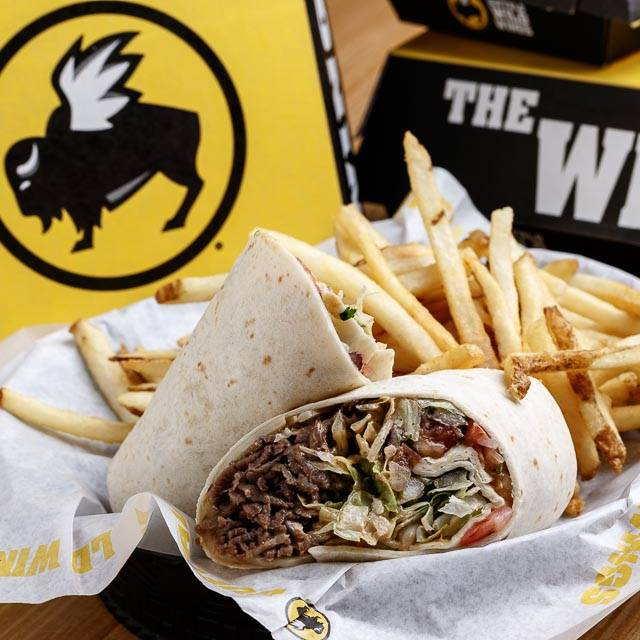 Steak Wrap - Buffalo Wild Wings - Shreveport, Shreveport, LA