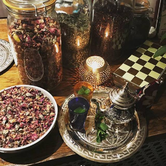 Moltaqa Moroccan Restaurant, Vancouver, BC