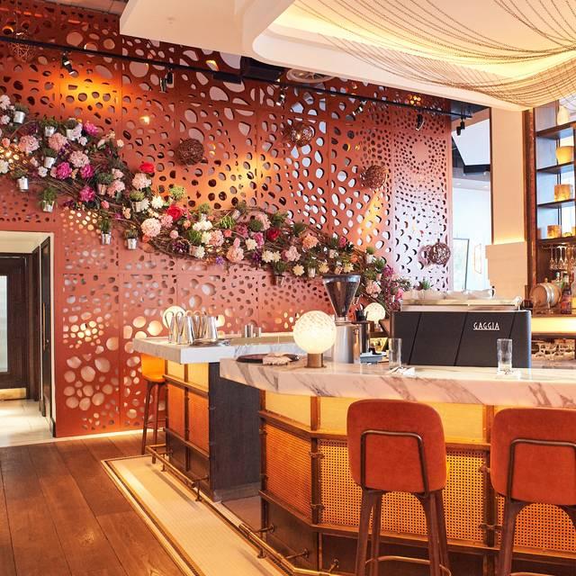 Aster Café, London