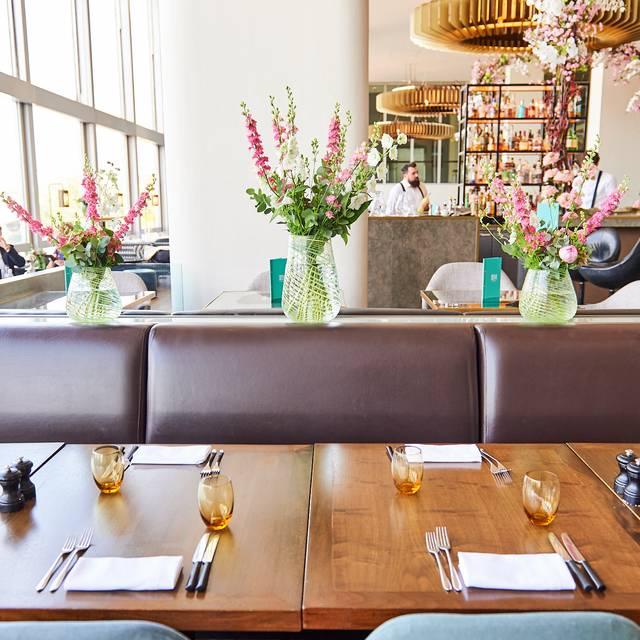 Skylon Restaurant, London
