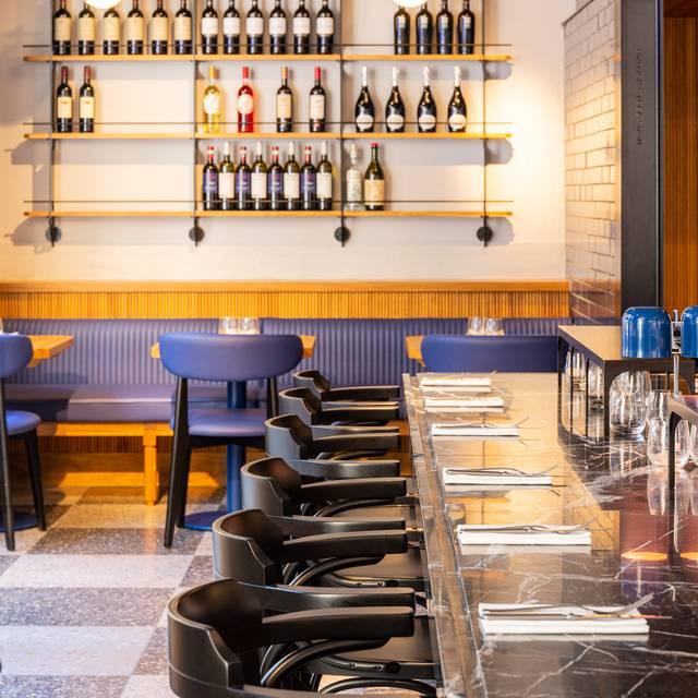 Temper Covent Garden Restaurant London Opentable