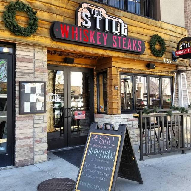 The Still Whiskey Steaks Fort Collins Co