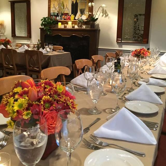Back Room Dining - Adelmo's Ristorante, Dallas, TX
