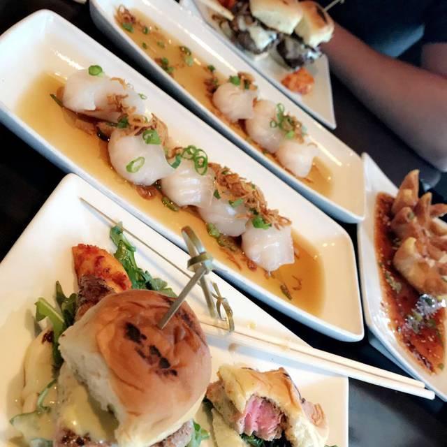 BAO Bar + Asian Kitchen Restaurant