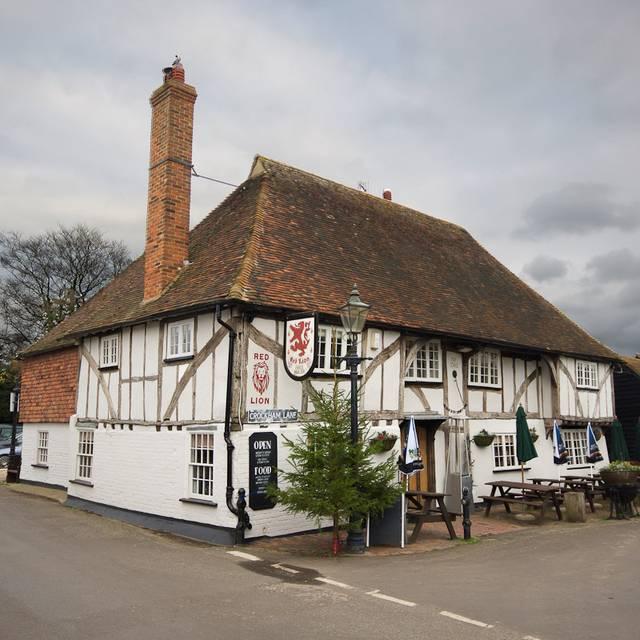 The Red Lion Hernhill, Faversham, Kent