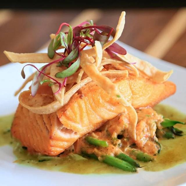 Salmon & Blue Crab - Mesa, Dallas, TX