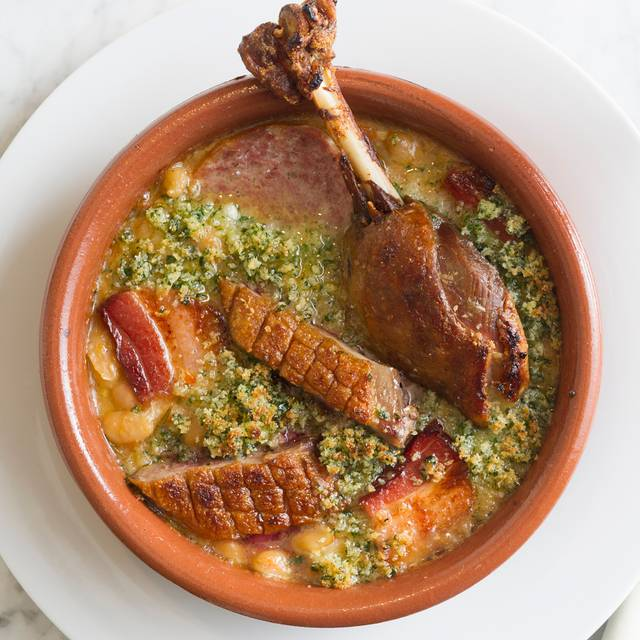 Cassoulet - Brasserie 8 1/2, New York, NY
