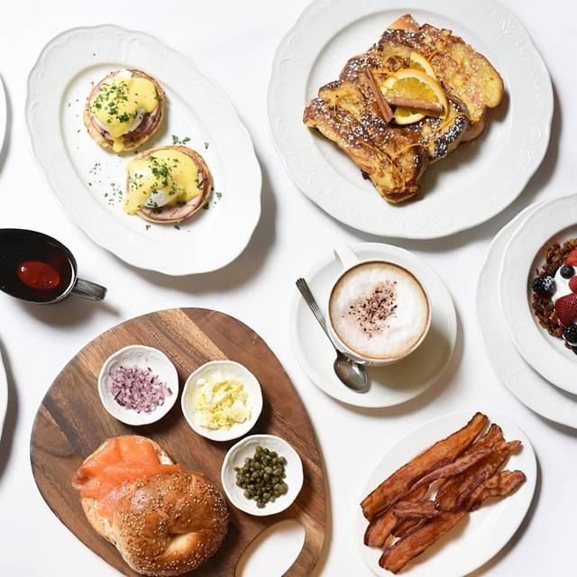 Breakfast - Café Centro, New York, NY