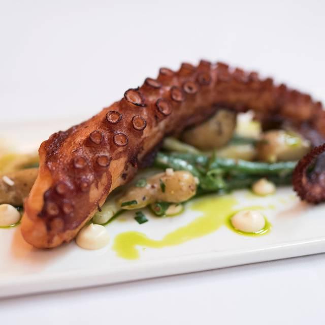 Octopus app - Café Centro, New York, NY
