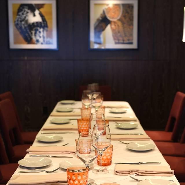 Private Dining Room - La Fonda Del Sol, New York, NY