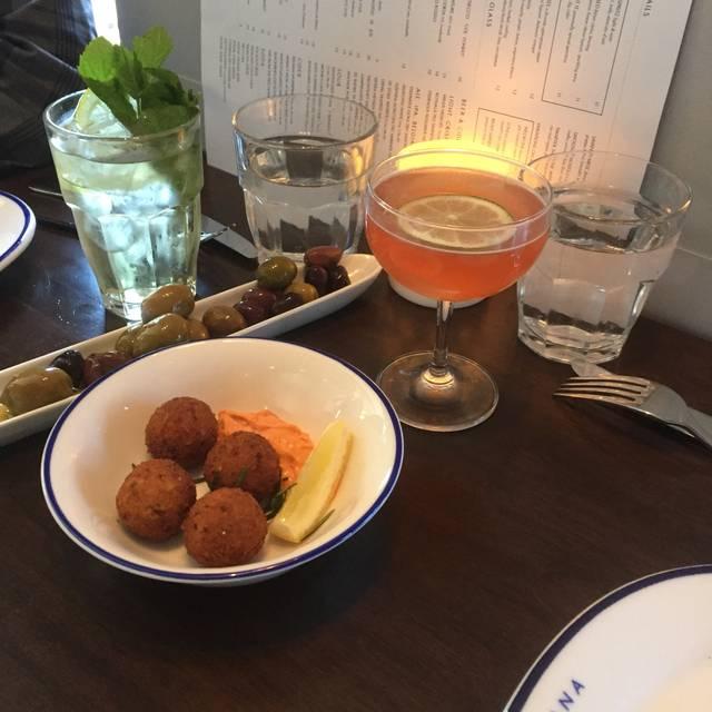 Bar Mezzana, Boston, MA