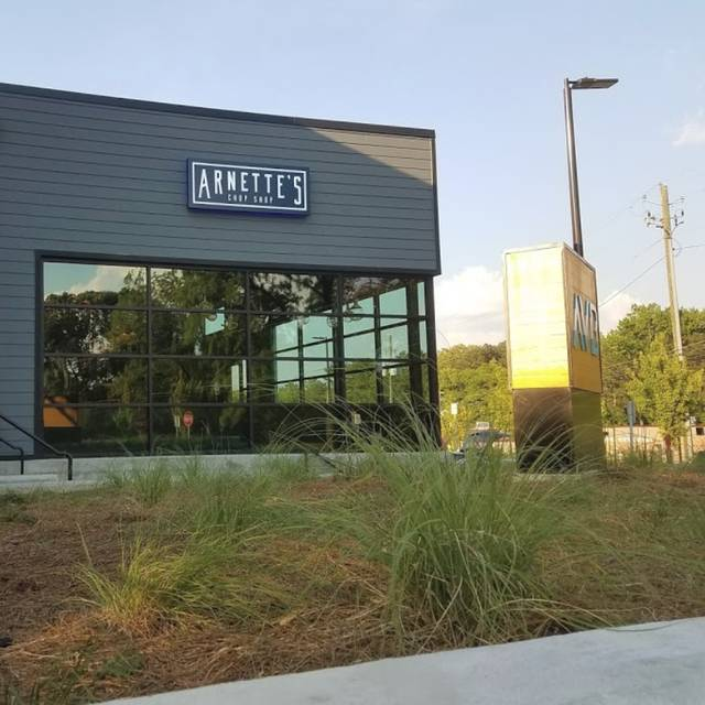 Arnette's Chop Shop, Brookhaven, GA