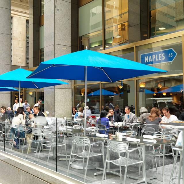 Patio - Naples 45, New York, NY