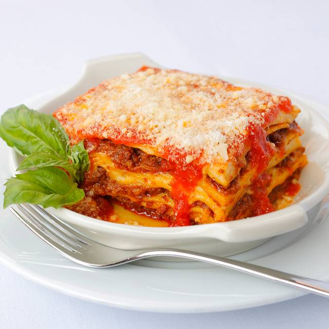 Lasagna - Naples 45, New York, NY