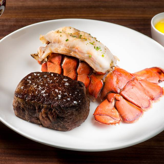 Surf n turf - Nick & Stef's Steakhouse - New York, New York, NY