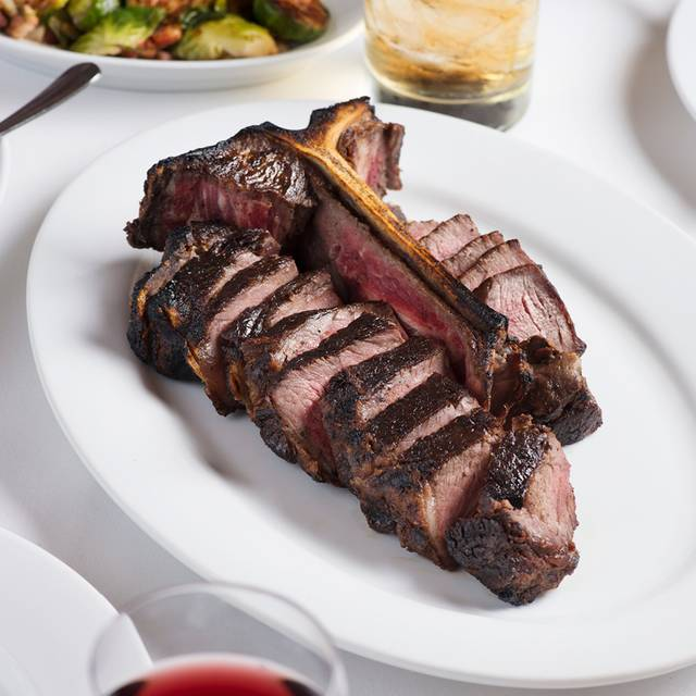 Tbone - Nick & Stef's Steakhouse - New York, New York, NY