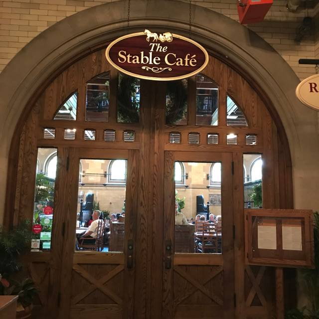 Stable Cafe -Biltmore Estate, Asheville, NC