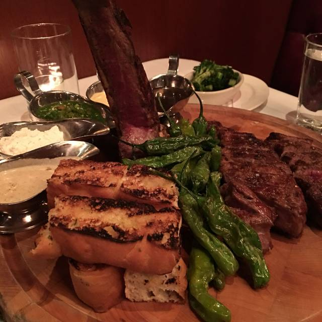 Alfred's Steakhouse - Temporarily Closed, San Francisco, CA