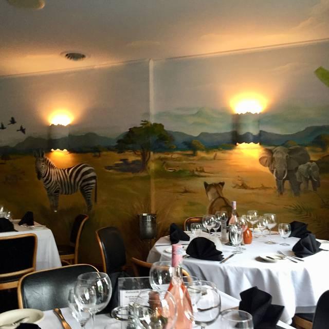 Zebra Restaurant Rehoboth Beach De