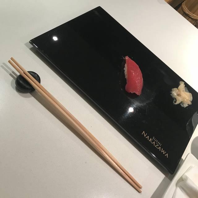 Sushi Nakazawa - Sushi Bar, New York, NY