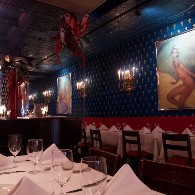 Chez Josephine, New York, NY
