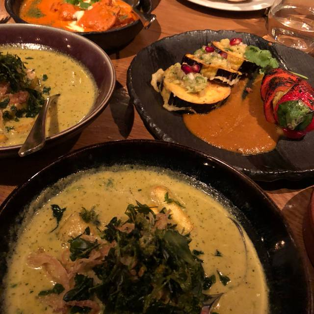 Roti Chai (Dining Room), London