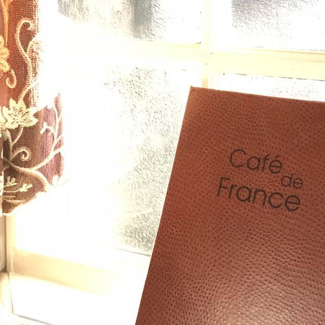 Café de France, Winter Park, FL