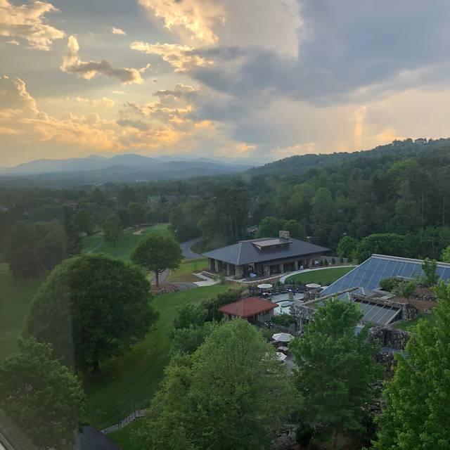 Edison - Omni Grove Park Inn, Asheville, NC