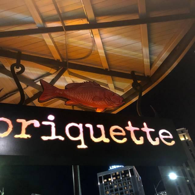 Briquette, New Orleans, LA