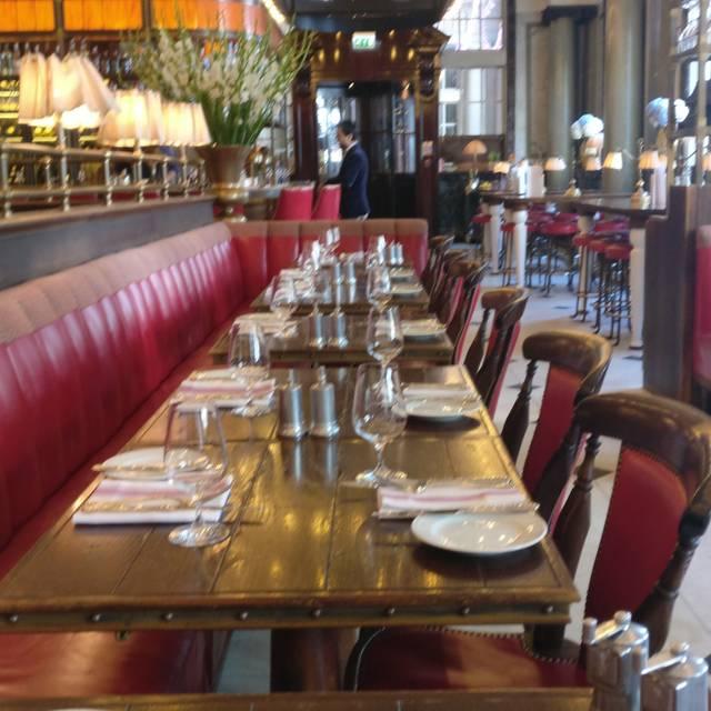 Holborn Dining Room, London