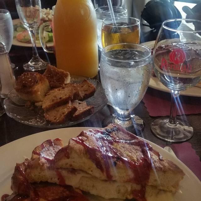 Joseph's Restaurant at Renault Winery, Egg Harbor City, NJ