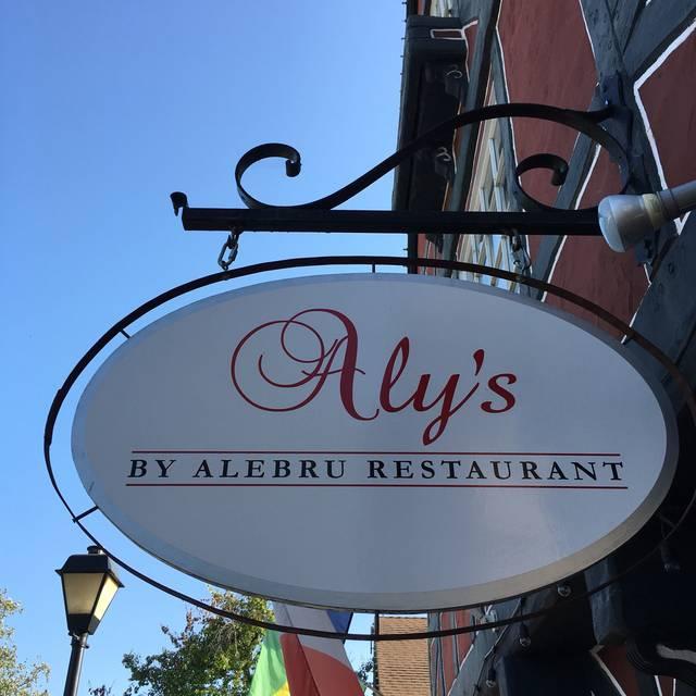 Aly's Restaurant, Solvang, CA