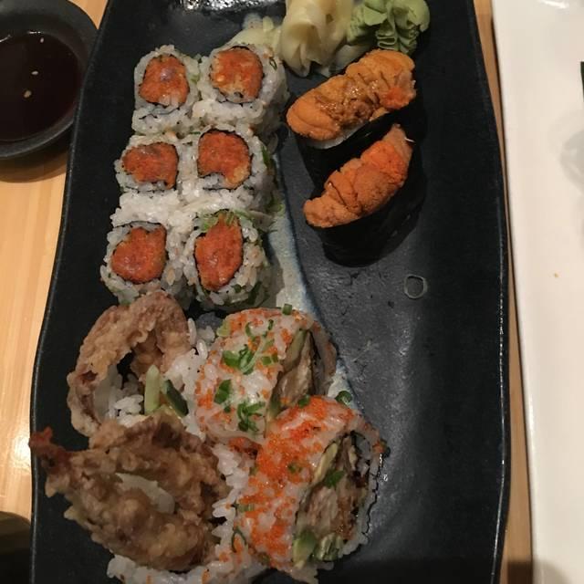 Douzo Modern Japanese Restaurant, Boston, MA