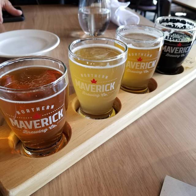 Northern Maverick Brewing Co, Toronto, ON