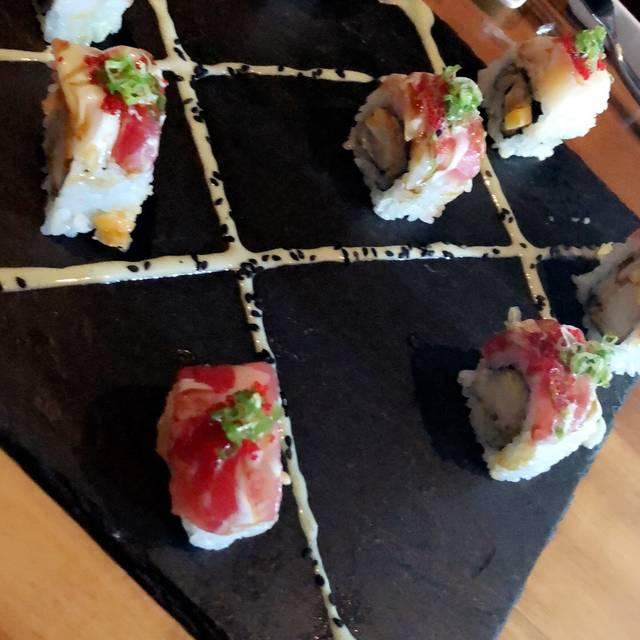 Katana Teppanyaki & Sushi, Atlanta, GA