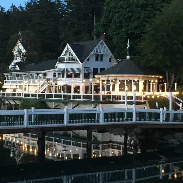 McMillin's Dining Room, Friday Harbor, WA