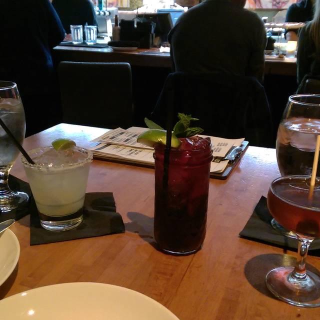 Mesa Restaurant, Costa Mesa, CA