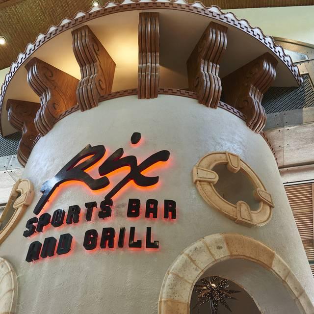 Rix Sports Bar & Grill, Orlando, FL