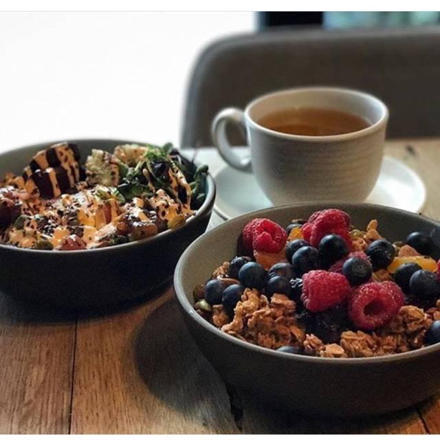 Homemade Granola & Fresh Berries - Jams - NYC, New York, NY