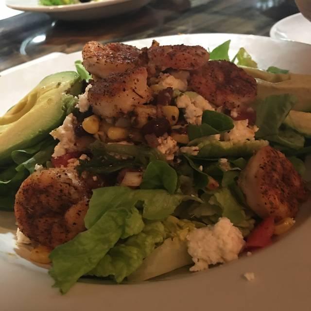Salad - Michael's Grill, Tampa, FL