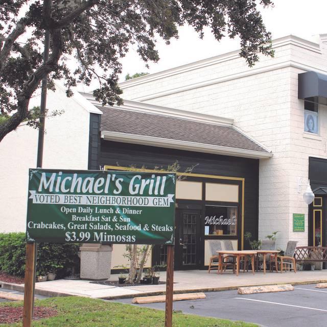 Michael's Grill, Tampa, FL