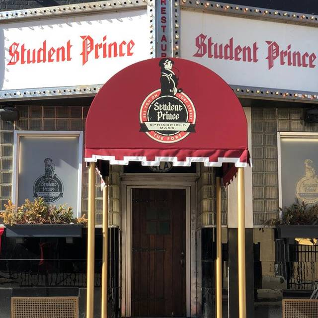 The Student Prince Cafe, Springfield, MA