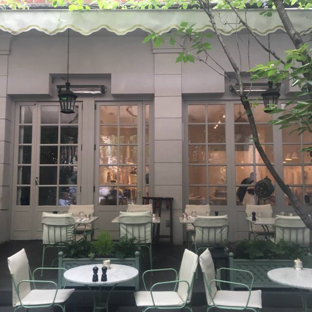 Laduree SOHO Restaurant - New York, NY | OpenTable