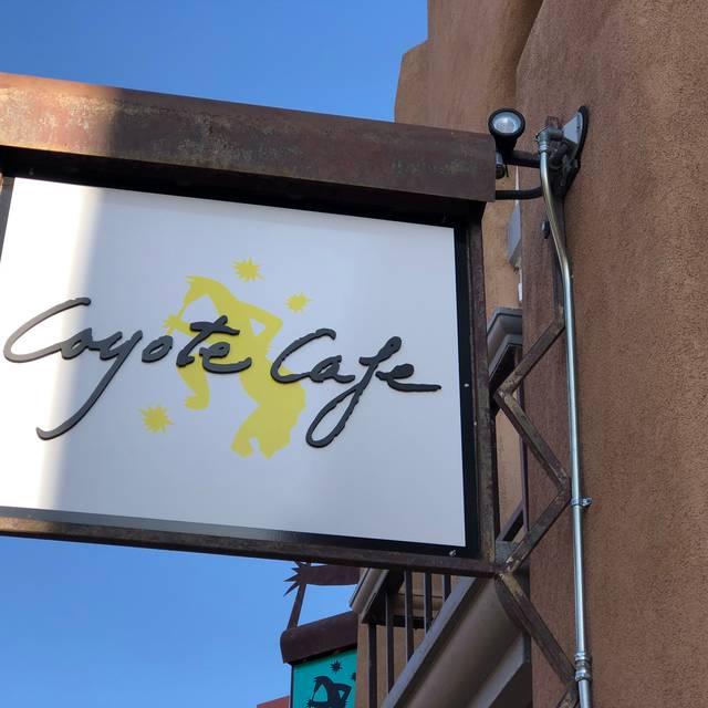 Coyote Cafe, Santa Fe, NM