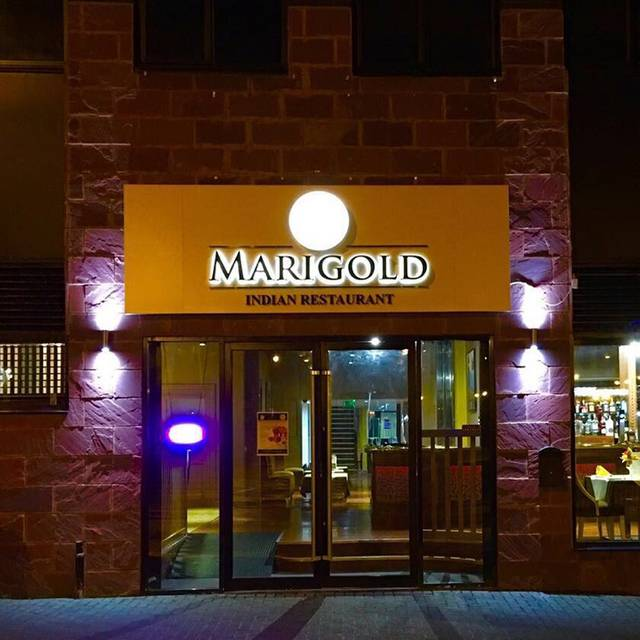 Marigold Indian Restaurant, Wolverhampton, West Midlands