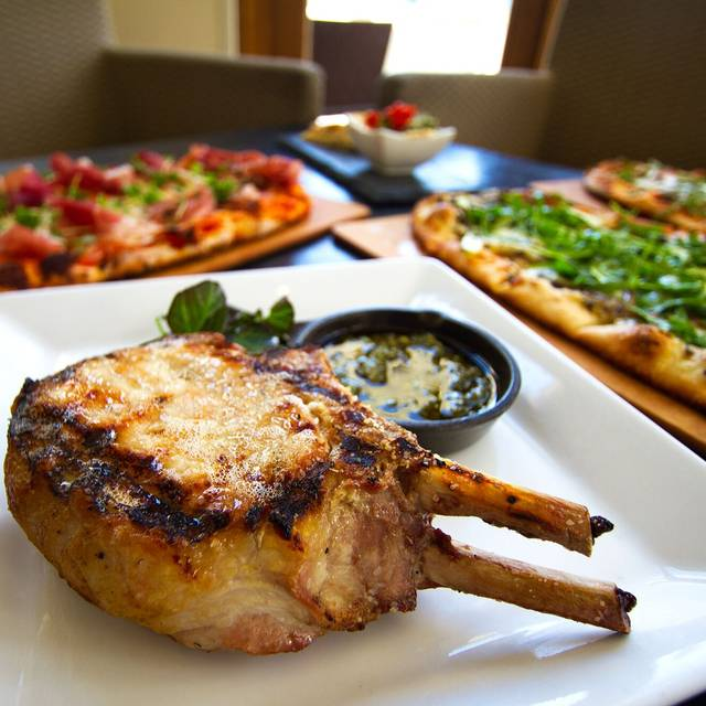 Berkshire-pork-chop Preview - Rockwood Grill and Blue Star Lounge, Palm Desert, CA