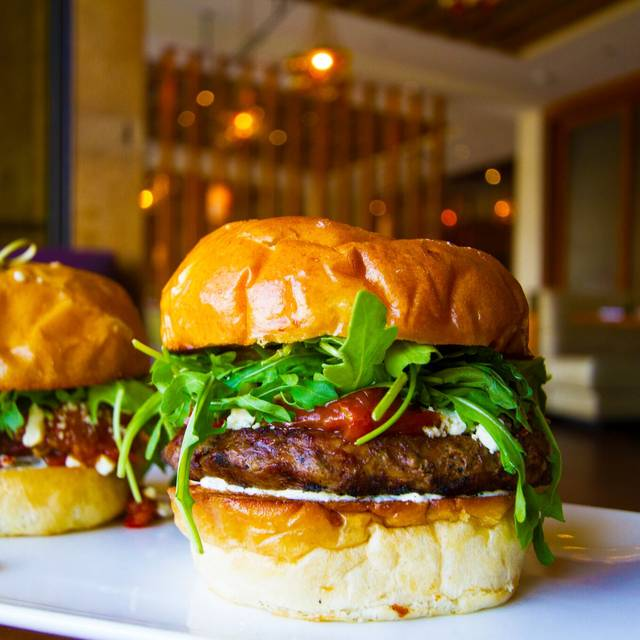 Lamb Burgersx Full Size Preview - Rockwood Grill and Blue Star Lounge, Palm Desert, CA
